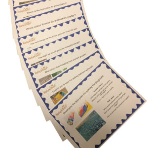 Science and technology challenge cards